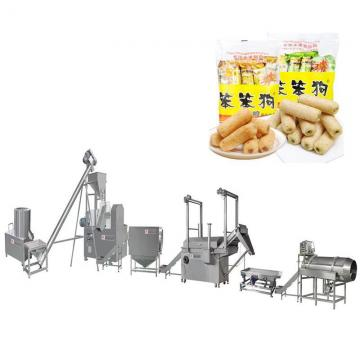Snack Pellet Food Extrusion Machine Extruder