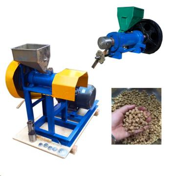 Extruder for Pet Food Fish Food Making Machine