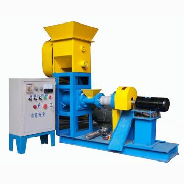 Automatic Extruded Fish Food Extruder