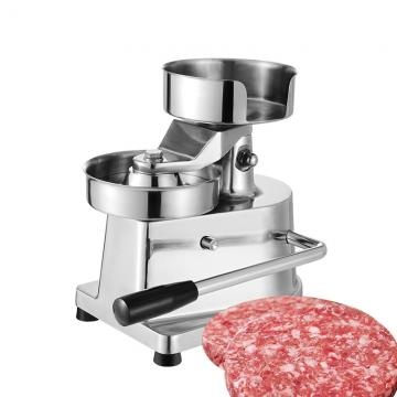 Aluminum Alloy Manual Standard Patty Maker for Hamburger