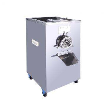 Commercial Kitchen Stainless Steel Electric 32 Meat Grinder Mincer and Mixer Chicken Pork Fish Processing Machine