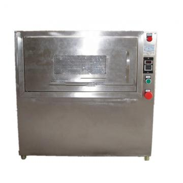 Industrial Commercial Stainless Steel Gas Two Deck Four Tray Pizza Oven