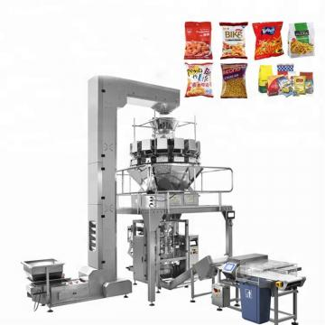 Automatic Wolfberry/Jujube Gusset Bag Sealing Filling Weighing Packaging Machine