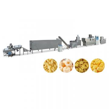 High Capacity Snack Machinery Core Filled Food Production Line