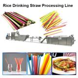 Eco Friendly Bar Accessories Rice Straws Grain Straws Edible Straws Making Machine